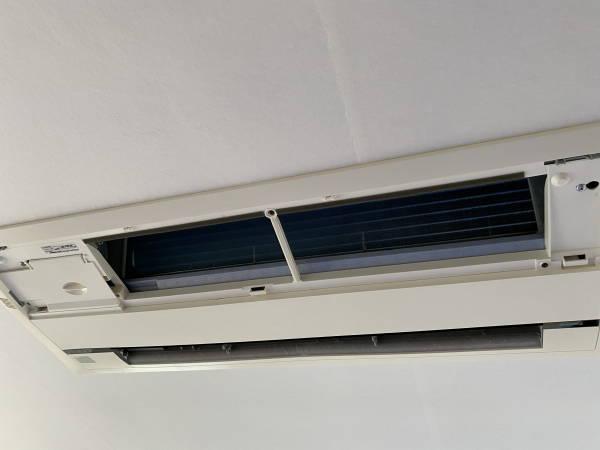 ダイキン天井埋め込み型エアコン