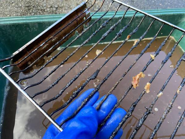 お魚グリルの網