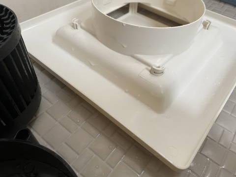 浴室換気扇カバー
