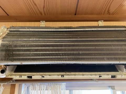 日立のお掃除機能付きエアコン